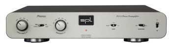 SPL Phonos : Phonos silver front