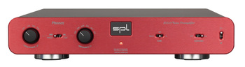 SPL Phonos : Phonos red front