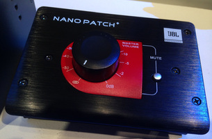 JBL Nano Patch+ : JBL NanoPatch Plus Musikmesse 2016 @ AF