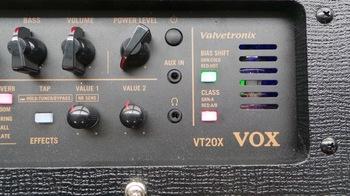 Vox VT20X : 6 VT20X P3