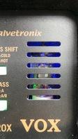 Vox VT20X : 7 VT20X Lampe 1