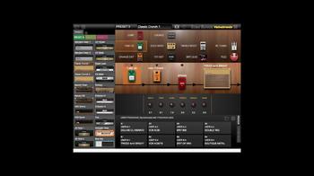 Vox VT20X : Tone Room Pedal 1