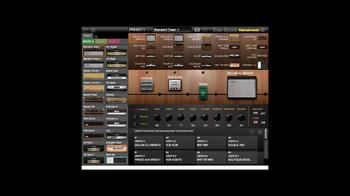 Vox VT20X : Tone Room Preset A