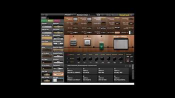 Vox VT20X : Tone Room Preset B