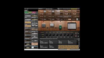 Vox VT20X : Tone Room Preset C