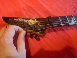 Guitares électriques : guitares electriques 7461