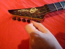 Guitares électriques : guitares electriques 7465