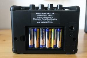 Blackstar Amplification Fly 3 Bass : 4.JPG