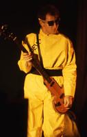 "Eastwood Guitars DEVO ""Be Stiff"" Bass : gvc july79 by bert dickie"