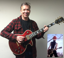 "Eastwood Guitars DEVO ""Whip It"" Guitar : bob1 whipit guitar"