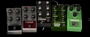 Arturia B-3 V : B 3 pedals