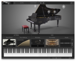 Arturia Piano V : piano v 1