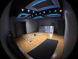 Sound Techniques : The Wade Studio under construction