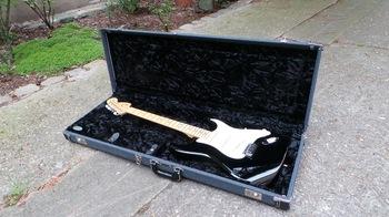 Fender The Edge Strat : Photos The Edge Strat 3