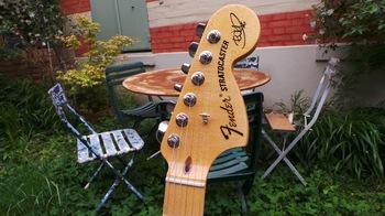 Fender The Edge Strat : Photos The Edge Strat 8