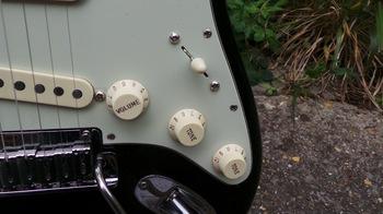 Fender The Edge Strat : Photos The Edge Strat 10