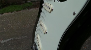 Fender The Edge Strat : Photos The Edge Strat 12