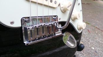 Fender The Edge Strat : Photos The Edge Strat 13