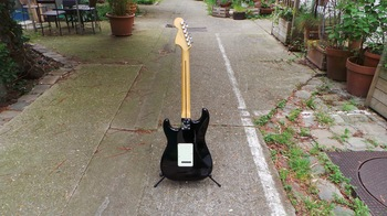 Fender The Edge Strat : Photos The Edge Strat 14