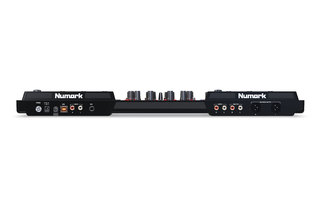 Numark NVII : NVII rear 3000x1875 web