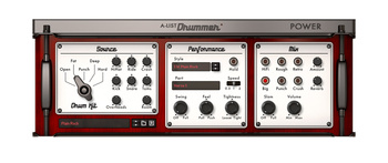 PropellerHead A-List Power Drummer : power drummer large front