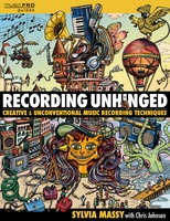 Recording Unhinged Book Cover