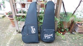 Gibson SG Special 2016 HP : Photos SG Special 2016 25 (T à gauche, HP à droite)