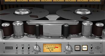 Universal Audio Oxide Tape Recorder : oxide gui sq