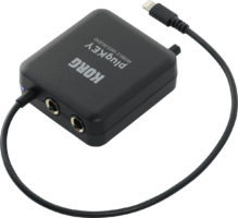 Korg PlugKey  interface audio et MIDI