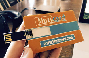 Muzicard Open