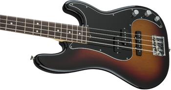 Fender American Standard PJ Bass : 4
