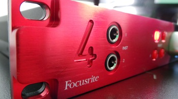 Focusrite RED 4Pre : Focusrite 4Pre 5