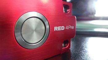 Focusrite RED 4Pre : Focusrite 4Pre 6