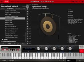 Gongs ST3 Screenshot
