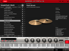 Piatti ST3 Screenshot