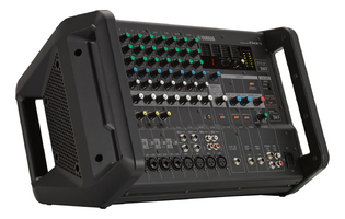 Yamaha EMX5 : photoviewer mixer emx5 qtr left