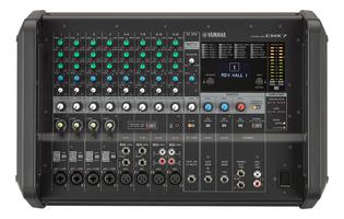 Yamaha EMX7 : photoviewer mixer emx7 front