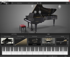 Arturia Piano V : grand piano