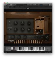 AcousticsampleS B-5 Organ : Falcon002