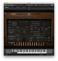 AcousticsampleS B-5 Organ : Falcon006