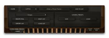 AcousticsampleS B-5 Organ : Falcon007