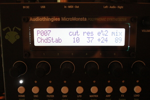 Audiothingies Micromonsta : Micromonsta 2tof 007.JPG