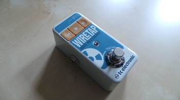 TC Electronic WireTap Riff Recorder : Photos Wiretap 3