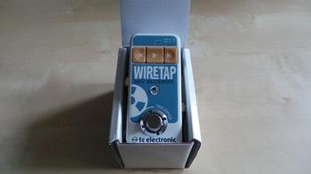 TC Electronic WireTap Riff Recorder : Photos Wiretap 0,1