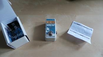 TC Electronic WireTap Riff Recorder : Photos Wiretap 0,2