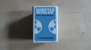 TC Electronic WireTap Riff Recorder : Photos Wiretap 0