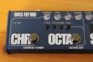 Tech 21 Bass Fly Rig : Photos Test Bass Fly Rig 3