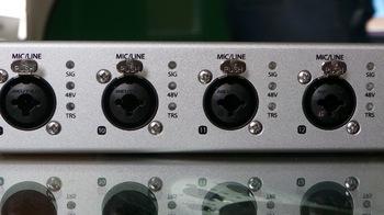 RME Audio Fireface UFX+ : RME UFX+ 4