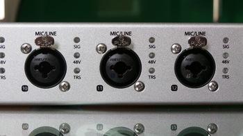 RME Audio Fireface UFX+ : RME UFX+ 5