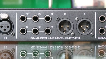 RME Audio Fireface UFX+ : RME UFX+ 6